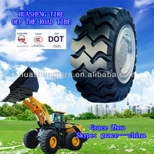 Bias nylon OTR tire Buy OTR rubber tire 7.50-16 used for loaders bulldozers scrapers and heavy duty dump trucks