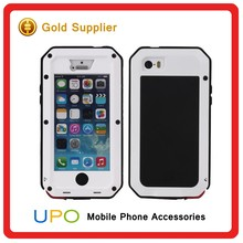 [UPO] High Quality Metal + Silicone Powerful Defender Rugged Mobile Cases for iPhone 5c