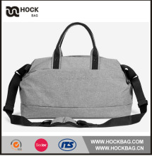 wholesale custom hanging dry large luggage duffle bag / travel bag for single shouler strap