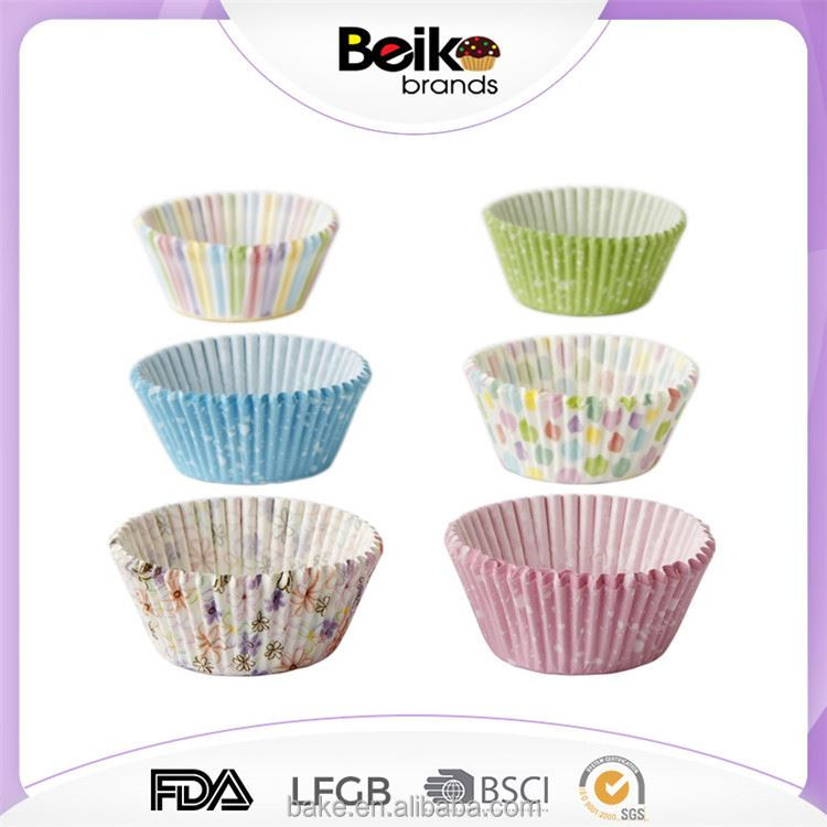 Top selling special design sanitation bakeware silicone cake cup