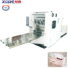 China factory V folding facial tissue hand towel paper converting machine on Alibaba