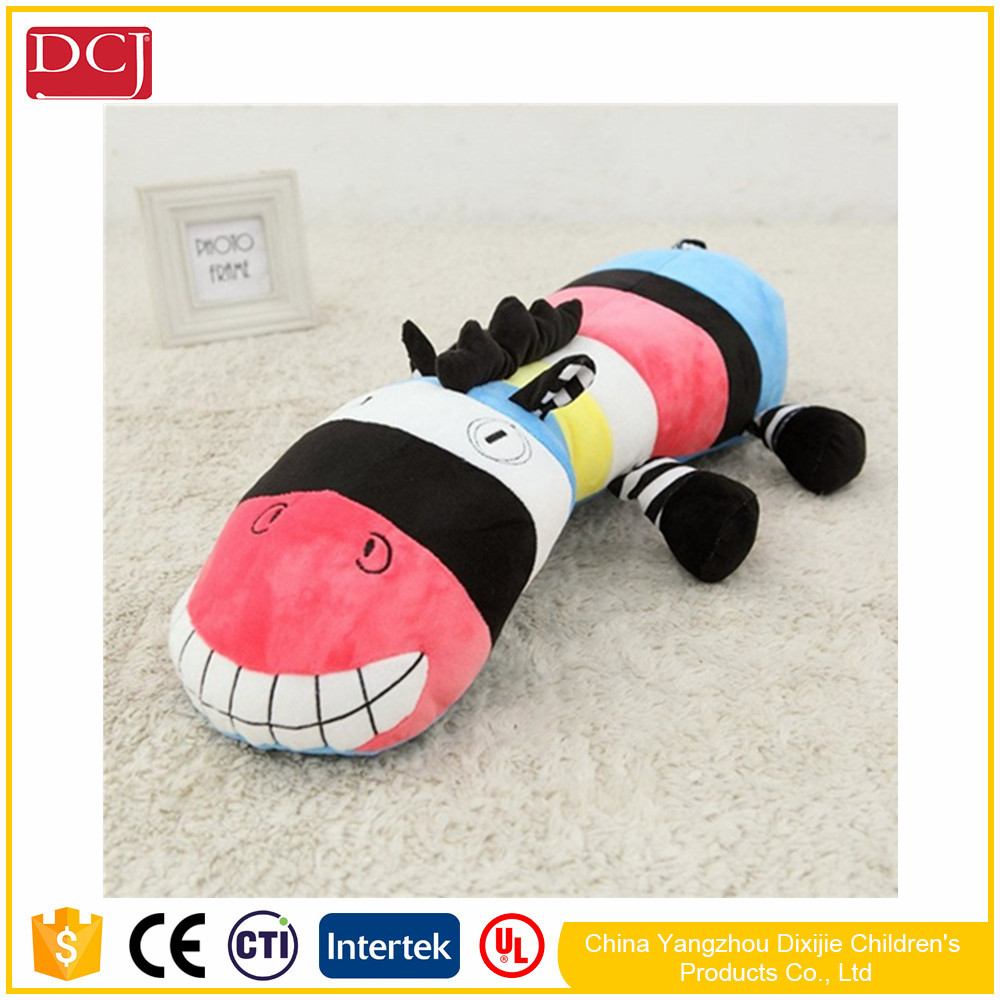 Wholesale lovely kids toy cheap doll donkey lying for gifts