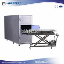 Mortuary Corpse Refrigerator Freezer, dead body cold storage chamber
