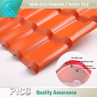Soundproof economical fiber cement roof tile / Non Asbestos Corrugated Fiber cement roofing sheet