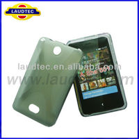 for Nokia Asha 501 Case,New Fashion X Line TPU Mobile Phone Case Cover for Nokia Asha 501