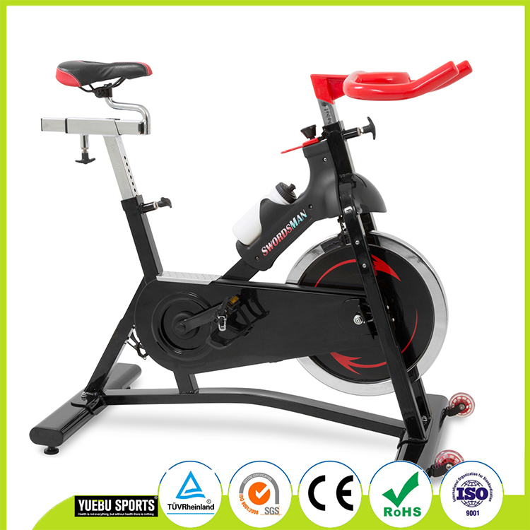 Gym giant cardio master spin bike