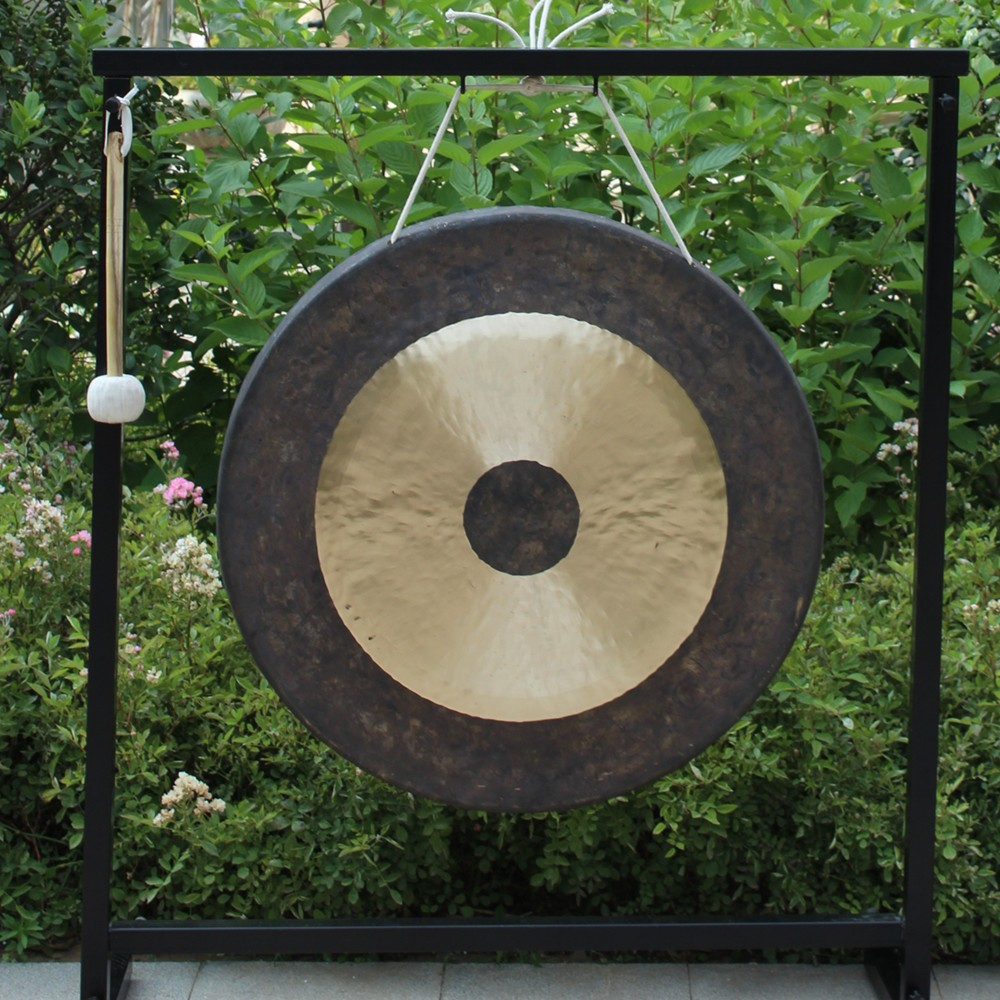 "2017 chinese antique 40"" chau gong hot sale for sale"