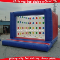 2015 Adult giant inflatable twister game,inflatable twister mattress,inflatable twister for sale /inflatable twister game