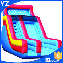 Inflatable Dry Slide 18' Backyard Modular Slide