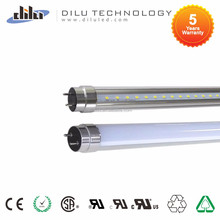 TUV certification T8 EVG electronic ballast compatible led tube 120lm/w