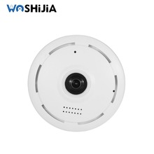 New Product VR video camera full 360 Degree wireless home alarm wifi camera