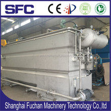 DAF,Oil Water Separator, Dissolved Air Flotation Device, sewage treatment