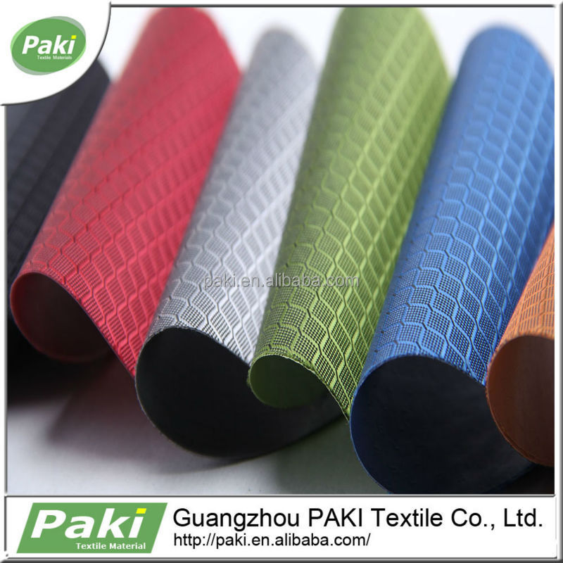 Type of newly designed 420D pvc stripped polyester fabric for awning for bag