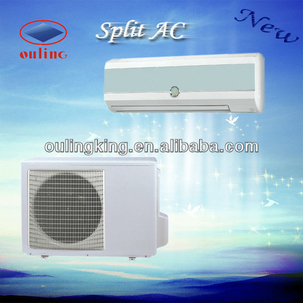 Wall Mounted Air Conditioner With 18000BTU , R22 Gas van air conditioner