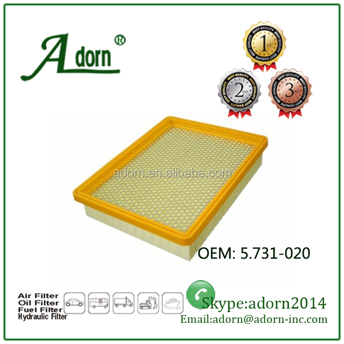Air Filter 5.731-020 for NT 551, NT 700 , NT 701 , NT 702