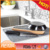 RENJIA large kitchen sink mats sink mats for large sinks dish drying mat black