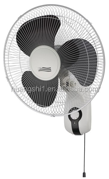 "16"" electric oscillating black blades orbit fan with high quality and cheap price wholesale from China"