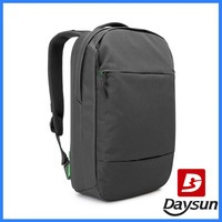 Black City Compact Backpack for 15-Inch laptop bag