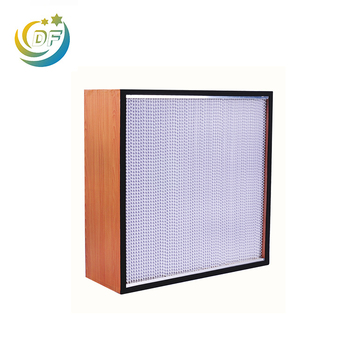 3 inch air filter commercial filtration pleated filters conditioning deep pleat hepa
