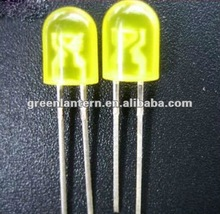 Hot seller 546 oval led from china (ROHS)