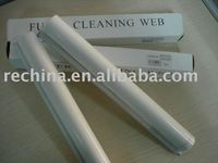 Fuser Cleaning Web