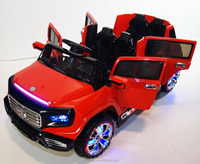 Stunning 2 seater Heavy Jeep Style 12v Battery Operated Ride on Car with Music, Lights, Doors, MP3 Remote Control ride on car