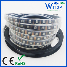 Flexible ws2813 magic color 5050 programmable rgb addressable led strip