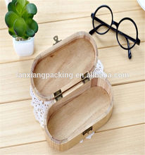 2017 Newest Excellent Wholesale Best Price Bamboo Sunglasses Case / Box