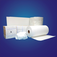 Industrial Insulation fire proof insulation ceramic fiber wool paper
