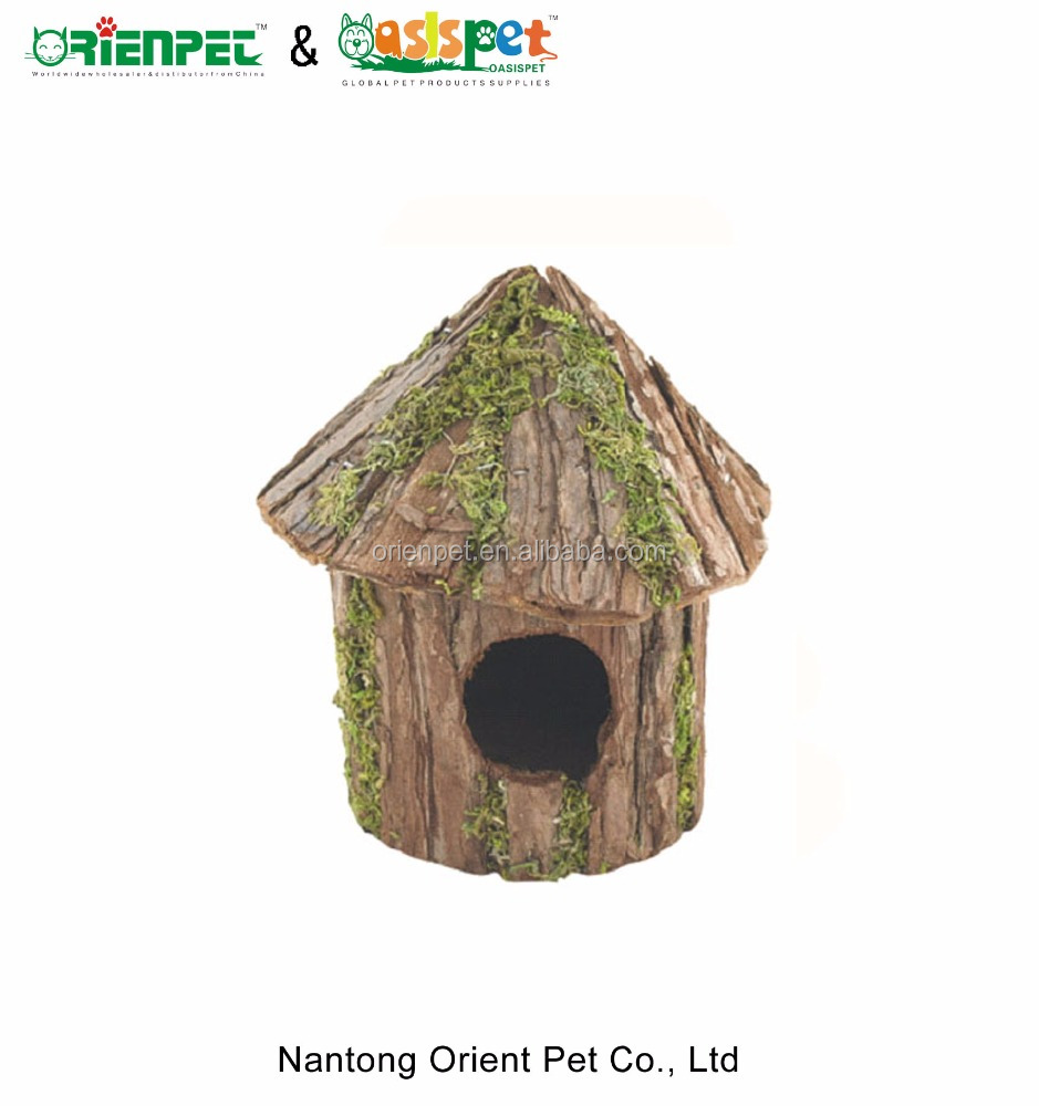 ORIENPET & OASISPET wooden bird house bird nest OPT46465 Pet products