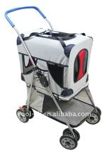 quality fabric pet dog stroller for traveling KD0604061