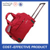 Best fashionable red ladies Travel luggage Bags