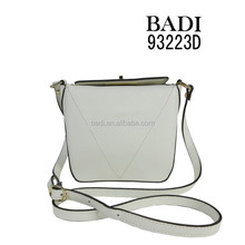 Made in China bolso crossbody de cuero de moda