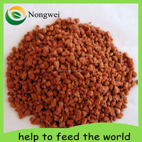 Factory price of red granular kcl