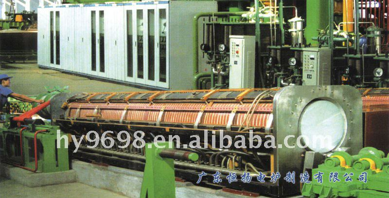 3000KW Efficient Energy Saving Heating Furnace