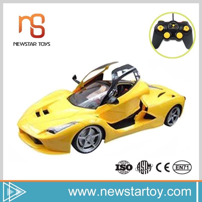 Shantou chenghai toy factory new arrival 5ch rc car 1:8 with high quality