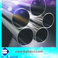 BaiTai 304 316 Lowest Price High Quality Stainless steel Seamless Pipes