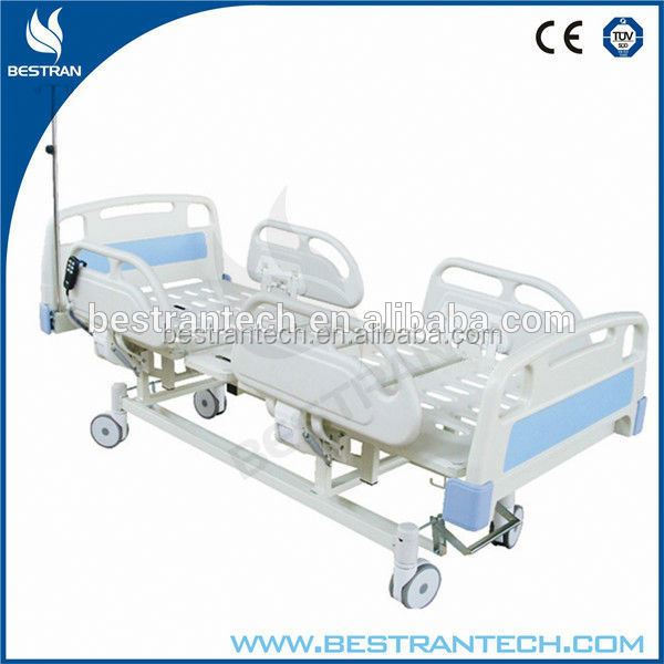 BT-AE102 electric imported linak motor 3 functions hospital bed for sale