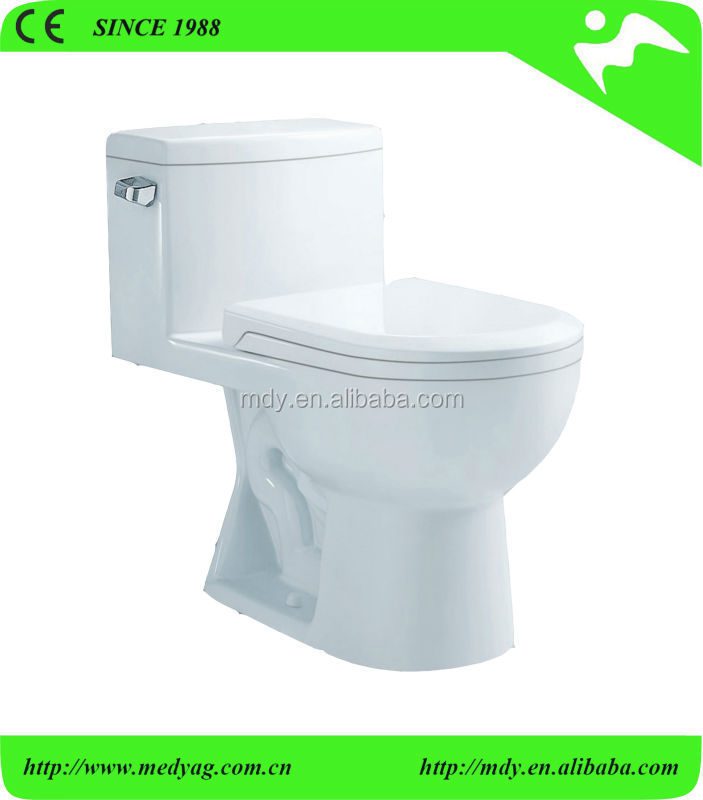 China Suppliers bathroom design sanitary ware ceramic cheap one piece toilet wc
