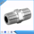 hex nipple,Precision pipe fitting, Male Thread straight connector