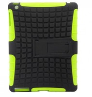 Unbreakable Robot PC Stand Case Cover for iPad 4 / 3 / 2