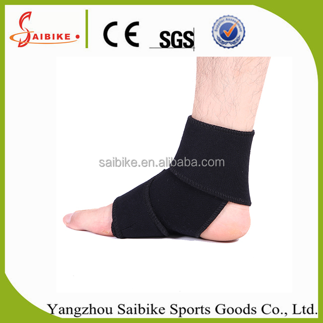 compression neoprene waterproof ankle support for ankle protection