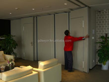 Soundproof and fireproof material living room kitchen partition