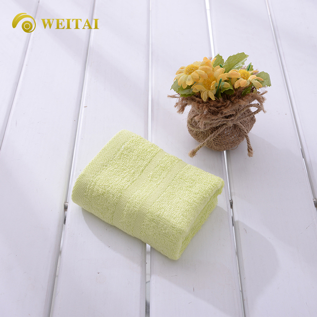 Excellent Square baby wash bamboo face towel cloth