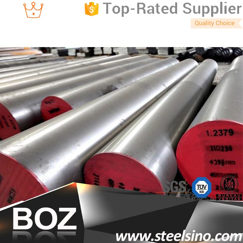 DIN 1.2379 Tool Steel Round Bar for cold work mould