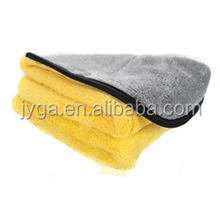 Microfiber towel car 500gsm