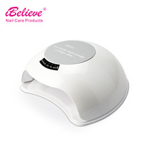 2017 Hot Sale Sun Light 48W 18K LED UV Gel Curing Nail Lamp Dryer For Salon Use