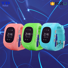 Safe Anti Lost Monitor Wristwatch Y3 G300S Smart Kids GPS Tracker Mobile Watch Phone Price in Pakistan