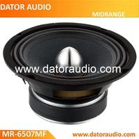 cast aluminum Professional Kevlar/Paper Cone Midrange Speaker with low price