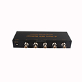 HDMI SDI Splitter 4 Port 1x4 1 In 4 Out with 3G SDI HD-SDI 100m for CCTV System DVR